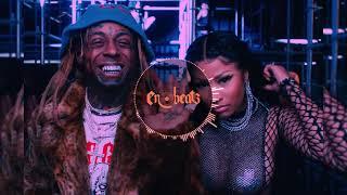 Nicki Minaj  Good Form ft Lil Wayne Instrumental Video