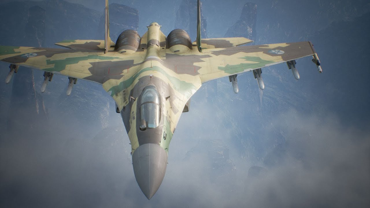 Ace Combat 7: Skies Unknown – Gameplay Demo - YouTube