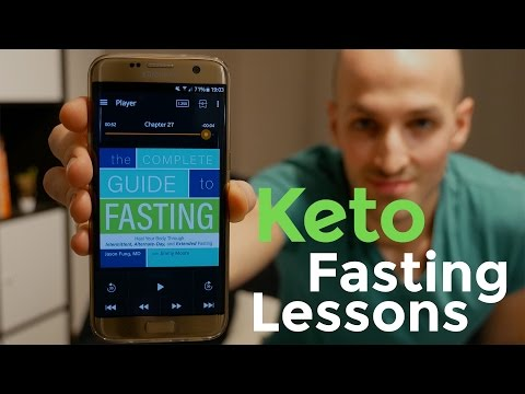 The Complete Guide to Fasting by Dr. Jason Fung and Jimmy Moore   What I learned