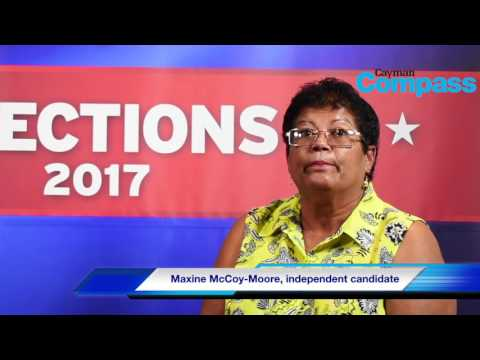 Interview Maxine McCoy-Moore, Elections 2017