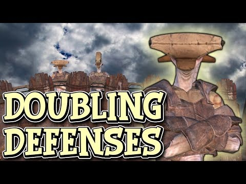 Kenshi: Doubling Our Defense (Literally) | Hivers ONLY