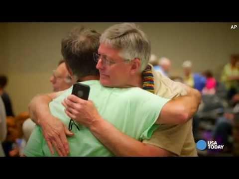 Presbyterian Church approves gay marriage