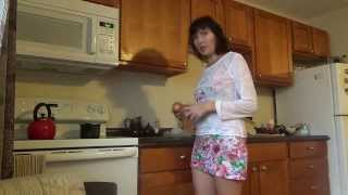 #123 Рецепт моей бывшей свекрови - Салат из яблока с яйцом и луком