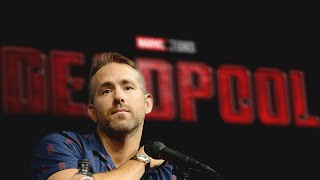 DEADPOOL 3 OFFICIAL MARVEL UPDATE FROM RYAN REYNOLDS