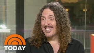 Weird Al Reveals Artist Who Rejected His Parody Request | TODAY thumbnail