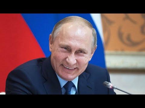 Хит! Лучшие шутки Путина! Часть 2 // Москва. Кремль. Путин
