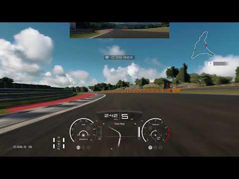 Audi R18 TDI (Audi Sport Team Joest 2011) Dragon Trail 1:26.817 Gameplay