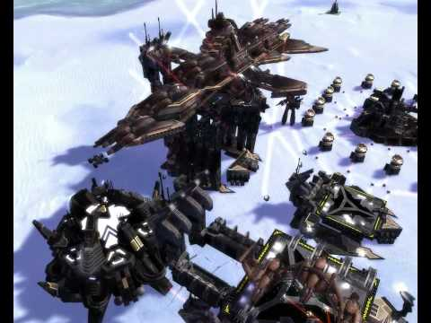 Supreme Commander : Orbital Wars