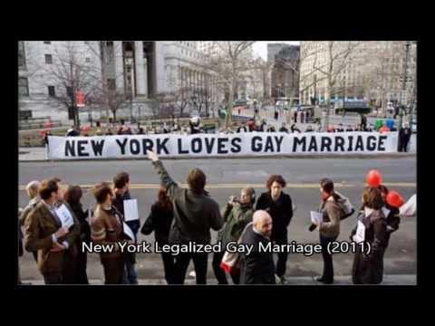 A Brief US LGBT History