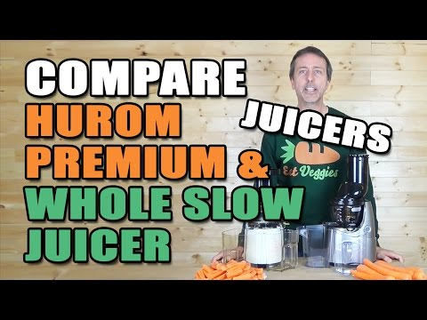 Kuvings Slow Juicer Demo : Homemade Almond Milk with Kuvings Doovi