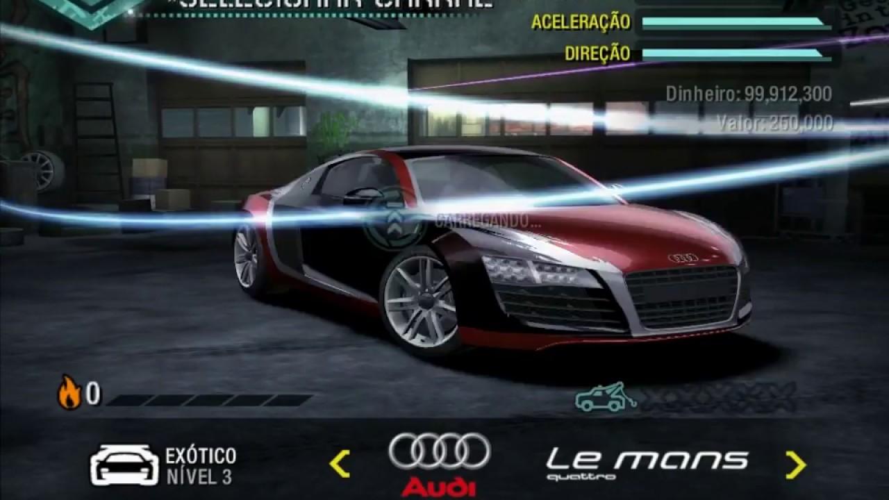 Need For Speed Carbon Versao 1 2 Saveeditor Para Pc Youtube