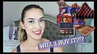 Will I Buy It?!? w/ Anti Haul | Stila, Besame, Sigma, Hourglass + More