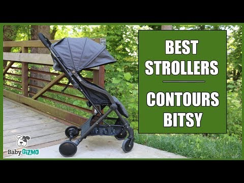 Best Strollers | Contours Bitsy Lightweight Stroller Review