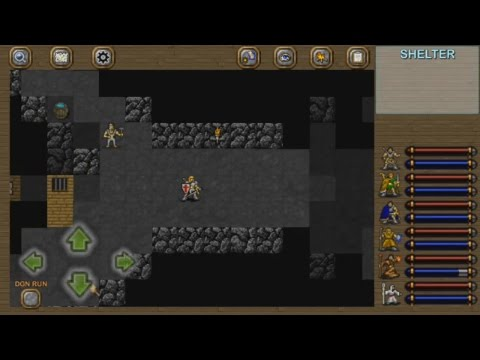 Dungeons of Chaos (by Prometheusheir RPGs) - rpg game for android - gameplay.