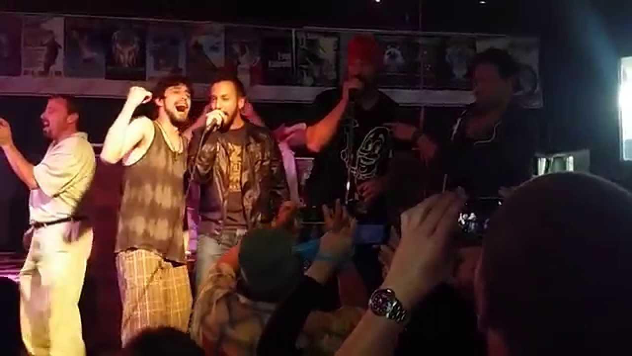 Download Dead 7's Surprise Karaoke Performance by Backstreet Boys, Nsync, & 98 Degrees