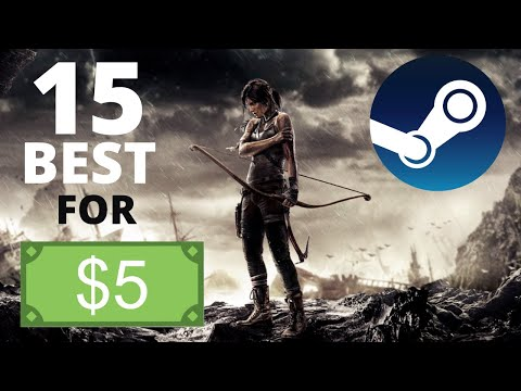 15 Great Games For Under $5 In The Steam (Must Play 2019)