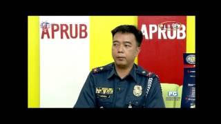 APRUB -   PHILIPPINE BOMB DATA CENTER  (Oct. 29,2013)