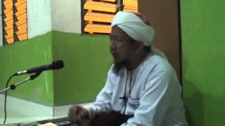 32USTAZ AHMAD ROZAINI PATI FARIDAH KANDUNGAN PENTING DALAM 2 KLIMAH SYAHADAH SURAU KG CIK MAS BALING