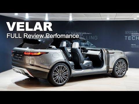 2018 Range Rover Velar Price In Sale - 2018 VELAR ACCESSORIES FEAUTURES
