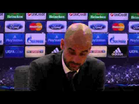 Pep Guardiola: Arsene Wenger's wrong over penalty complaints
