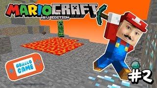 Minecraft Descubrimos una Mina embrujada  MarioCraft Cap 2 | Minecraft en AbreloGame
