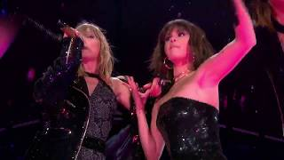Selena Gomez Performs With Taylor Swift at 'Reputation Tour' @  Rose Bowl Stadium (5/19/18)