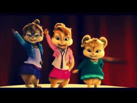 Alvin e os esquilos cantando Linda Projota  ft Anavitória
