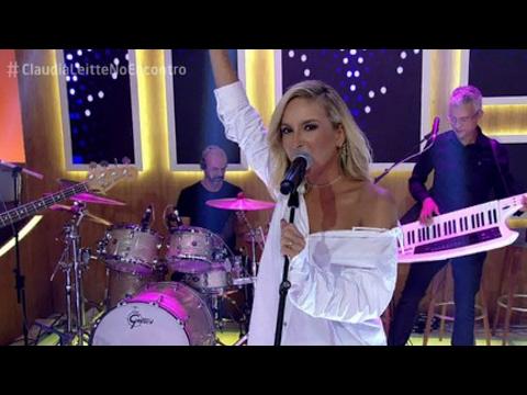 Claudia Leitte - Eu Gosto (Encontro Com Fátima Bernardes)