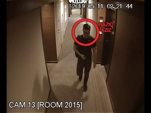 Video Rakaman Cctv Four Points Hotel Skandal Azmin Ali Haziq Full