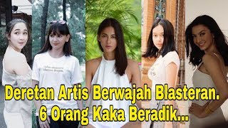 Download lagu PANTAS Cantik...!!! Artis Muda Indonesia ini Ternyata Memiliki Wajah Blasteran.