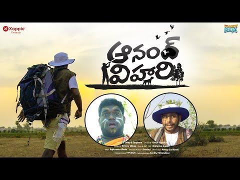 Anand Vihari   Ep 01   Man vs Wild   Comedy Raja   Xappie