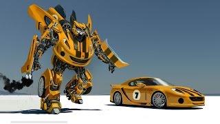 Машинки Трансформеры - Игра онлайн