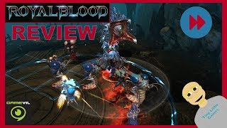 Royal Blood Android Gameplay Review (MMORPG)