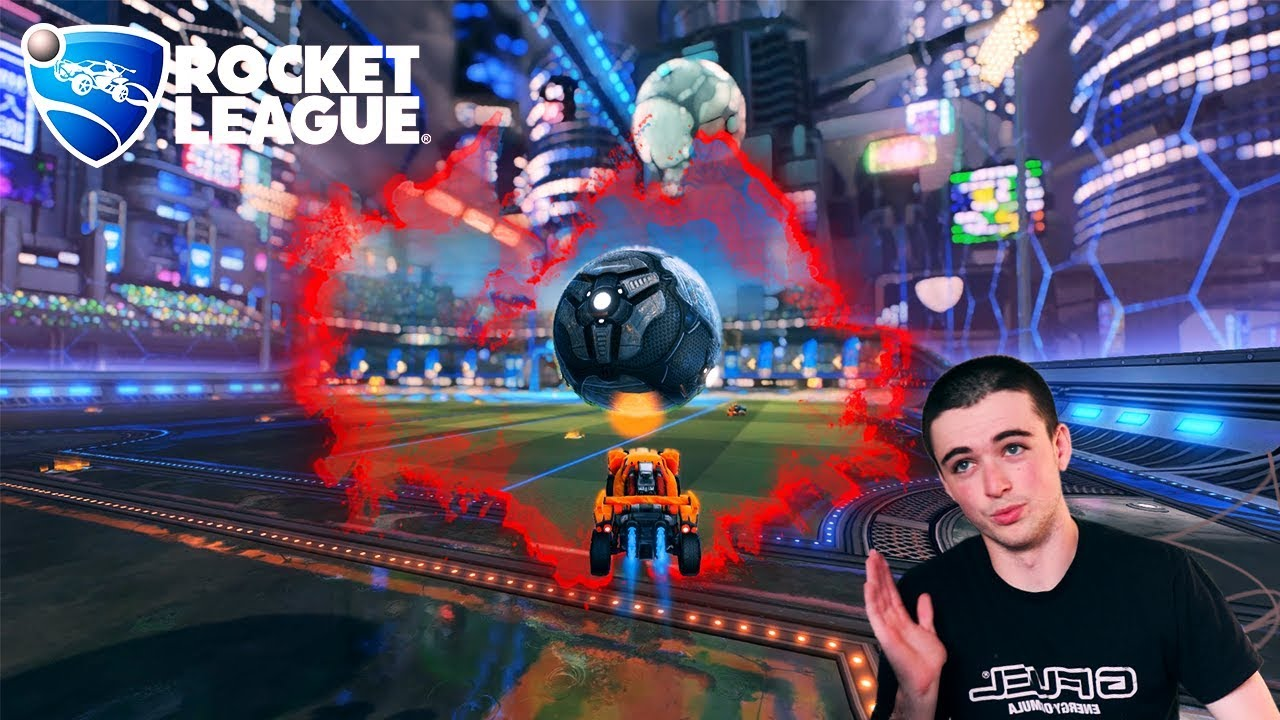 """How to make Lynxi's """"Portal Effect"""" in Rocket League montages!"""
