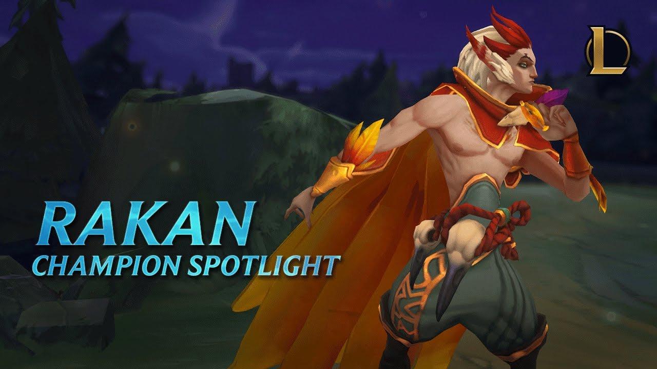 rakan spotlight