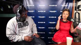 Adrienne Bailon Keeps it Real on Sway in the Morning & Weighs in on Being Cheated on