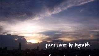 ใครจะรู้ OST. ทรายสีเพลิง ทาทา ยัง piano cover