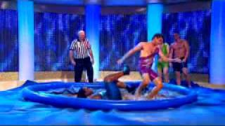 Paul O´Grady - Gravy Wrestling  © C4 & Olga TV