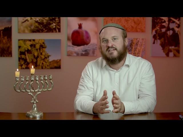 1st night of Chanukah – Rabbi Shlomo Katz