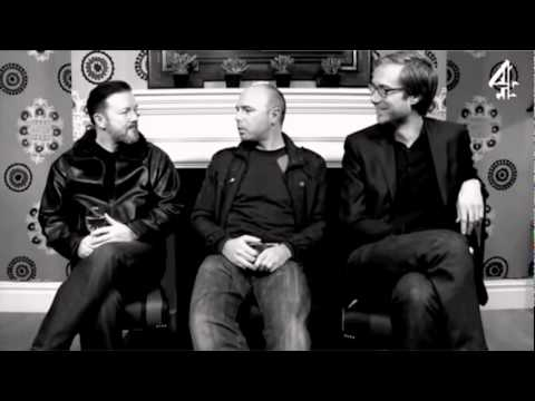 Karl, Ricky and Stephen - Channel 4 (10/3/11)