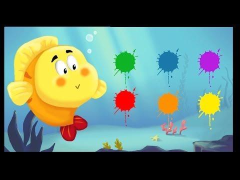 Apprendre les couleurs en anglais