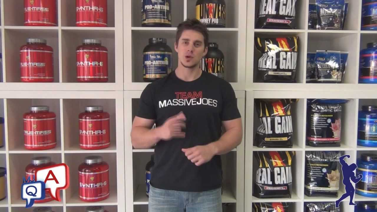 What Are The Top 5 Supplements To Build Muscle And Burn Fat Massivejoes Com Mj Q A