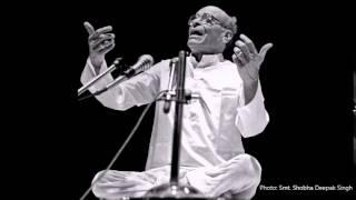 Pt.Mallikarjun Mansur - Bhairavi Tappa