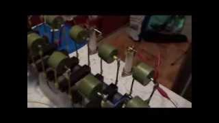 High voltage multiplier 120000V