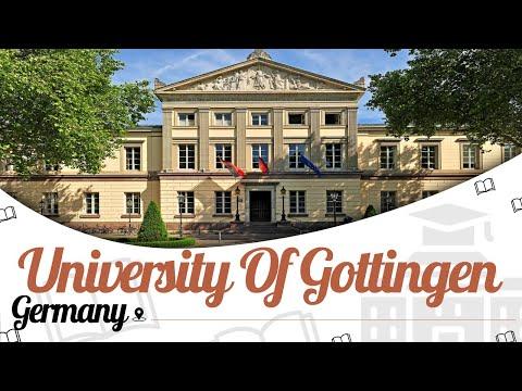 University of Gottingen, Germany | Campus Tour | Ranking | Courses | Fees | EasyShiksha.com