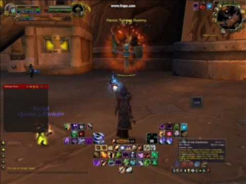 World of Warcraft: Destruction Warlock Guide, Patch 3.3.5