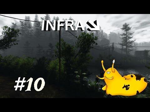 Let's Play – Infra - Episode 10 [Shrooms]: