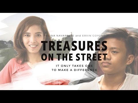 Treasures on the street - Short Film