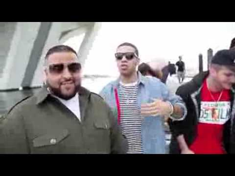 """Behind The Scenes Of DJ Khaleds """"Fed Up"""" Official Video Thumbnail image"""