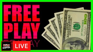 Free Play Wednesday - Casino Slot Fun W/ SDGuy1234